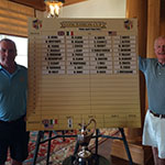 2016 Concession Cup - Day 2 Fourball Matches-1